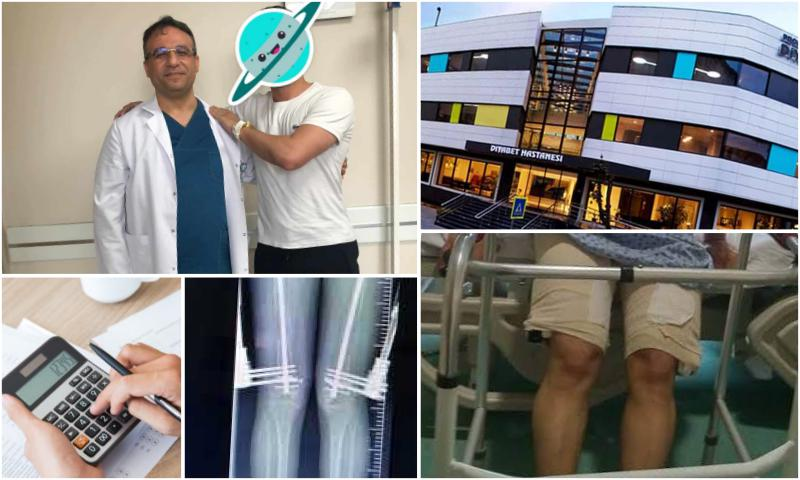 En Ucuz Uzatma Cerrahisi- Cheapest Limb Lengthening Surgery