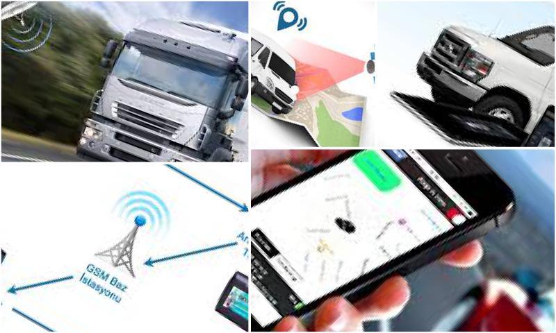 GPS Filo Takip Sistemi Nasıl Çalışır