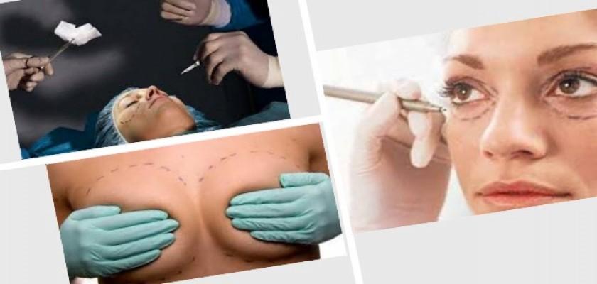 Vücut Estetiği Ameliyatları Hangi Organlara Uygulanır