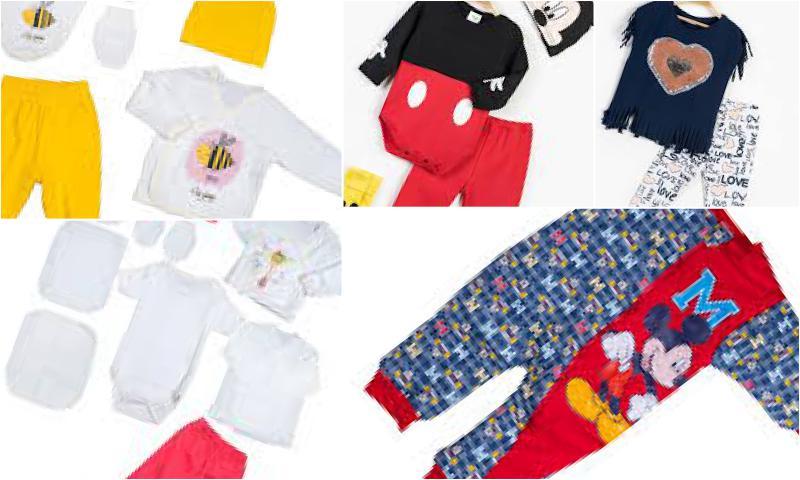 Çocuk Kıyafetlerinde Modayı Belirleyen Çizgi Film Kahramanları