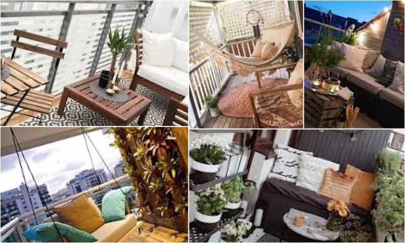 Balkon Dekorasyonu İçin Öneriler