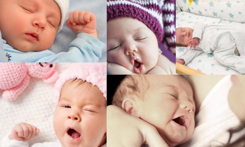 Bebekleri Uyumayan Anneler İçin Öneriler