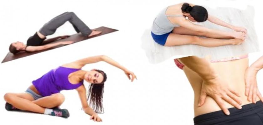 Bel Ağrıları İçin Hangi Egzersizler Yapılmalı?