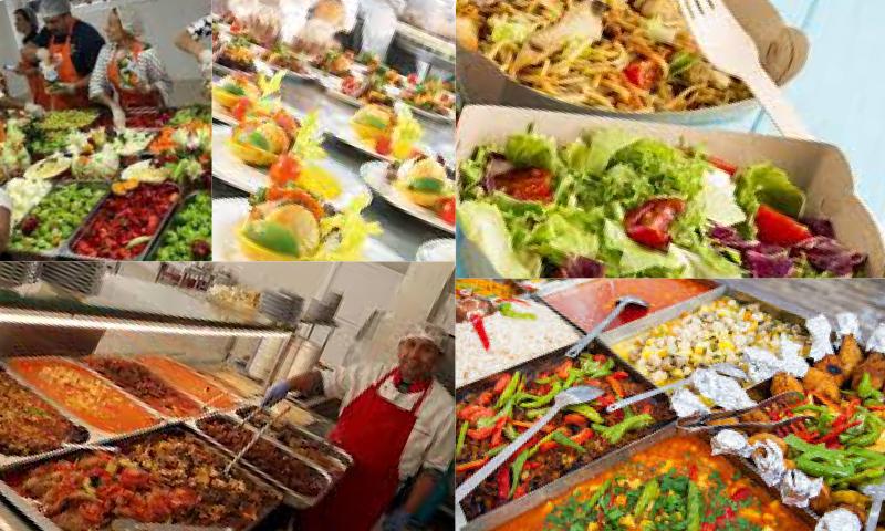 Toplu Yemek Üretim Ve Servis Hizmetleri
