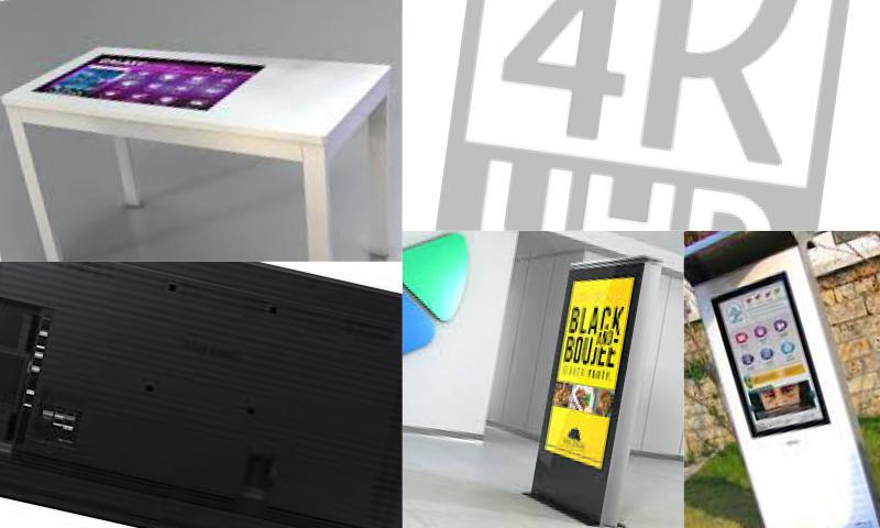 Samsung Video Duvarı Monitör Özellikleri