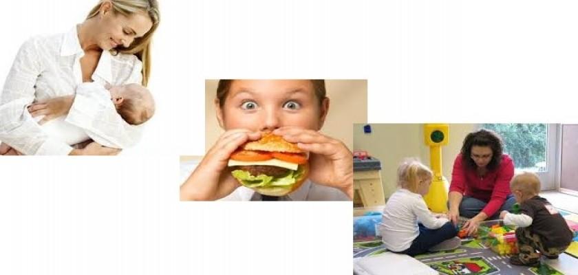 Emziren Annelerin Beslenme Şekli Çocuğa Nasıl Yansır?