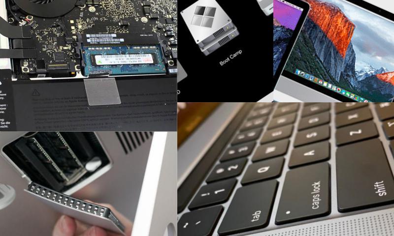 İMac SSD Değişimi