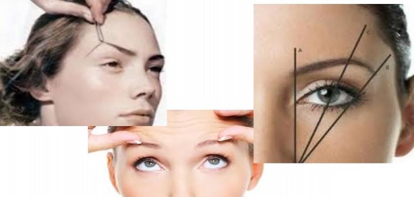 Kaş Kaldırma Ameliyatı ve Kaş Estetiği Ameliyatı Nedir?
