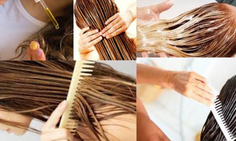 Saç Bakım Kremi Nasıl Uygulanır?