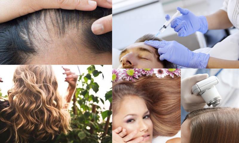 Saç Bakımlarında Cerrahi Yöntemler