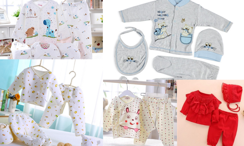 Bebekler için Hangi Kıyafetler Tercih Edilmeli