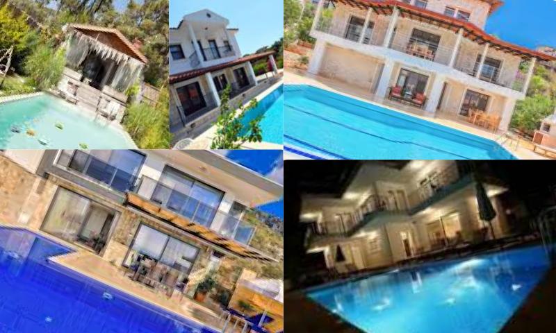 Yazlık ve Villalarda Tatil Yapmanın Avantajları